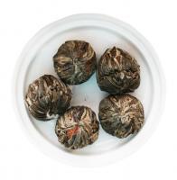 Связанный зеленый чай
