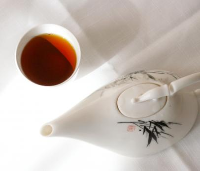 """Красный чай Дянь Хун """"В"""""""