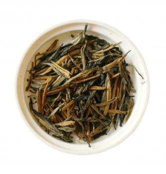 Красный чай Цзинь Чжень (Золотые иглы)