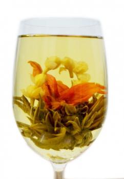 Связанный чай Жасминовый лунный сад