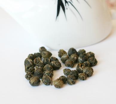 Зеленый чай Лю Лун Чжу