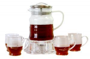 Чайный сервиз в подарочной упаковке Стекло №1 _2