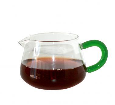 Чахай для чаепития с цветной ручкой