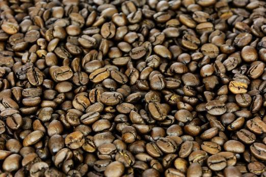 Зерновой кофе Шоколадный миндаль в Новосибирске