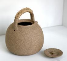 Чайник глиняный 1200 мл_2
