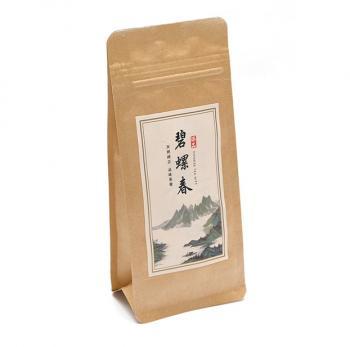 Би Ло Чунь (Изумрудные спирали весны) Чжецзян, фирменная упаковка по 50 гр